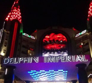 Am Abend Hotel Delphin Imperial