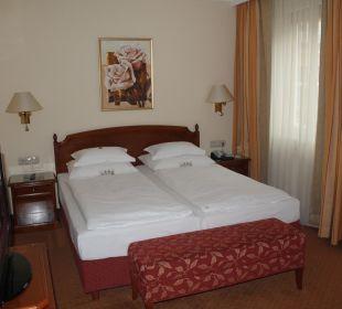 Das gemütliche Bett Hotel Stefanie