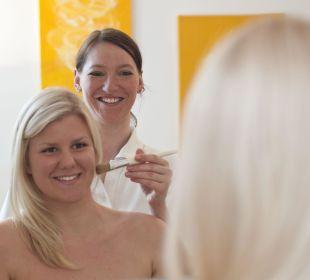Beautybehandlungen Gartenhotel Pfeffel