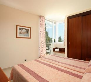 Dormitorio Apt Standard Aparthotel Duva & Spa