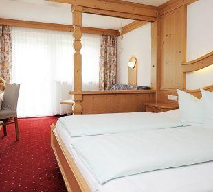Doppelzimmer Hotel Alp Larain