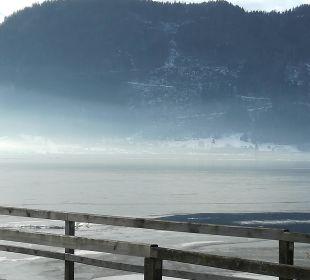 Blick zum See Hotel Urbani Ossiacher See