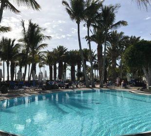 Schöner großer Pool  Hotel Hipotels La Geria
