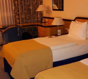 Premiumzimmer Hotel Holiday Inn Hamburg