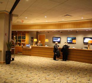 Lobby Hotel Hyatt Regency Jersey City On The Hudson