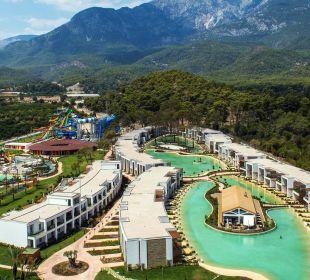 Anlage Ansicht  Hotel Rixos Premium Tekirova