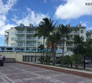 Aussenansicht Hotel Ocean Key Resort & Spa