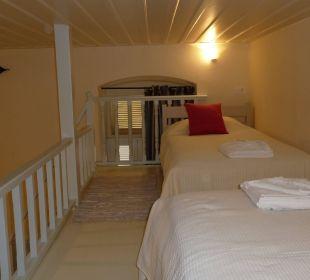 "Familienzimmer ""Erato"" bis zu 5 Personen Hotel Omorfi Poli"