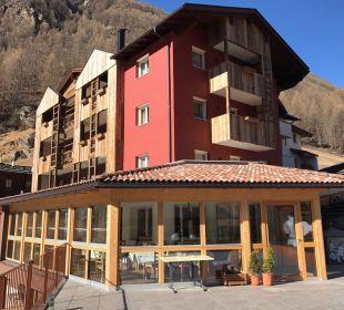 Außenansicht Tonzhaus Hotel & Restaurant