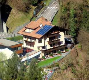 Abfahrt der Hirzerbahn Hotel Alpenhof Passeiertal