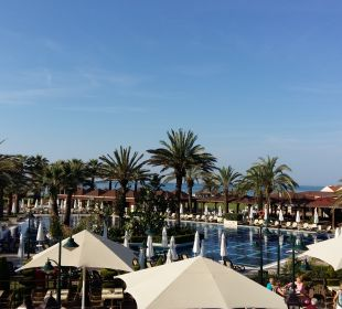 Ausblick Crystal Tat Beach Golf Resort & Spa