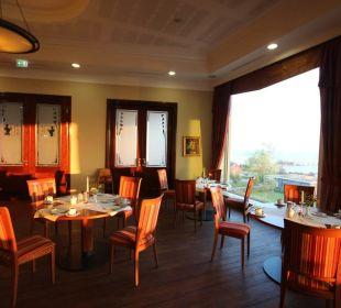 Panoramarestaurant in der 4. Etage Morada Strandhotel Ostseebad Kühlungsborn