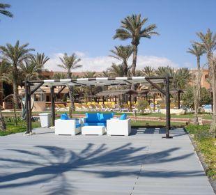 Gemütlich entspannen Hotel Safira Palms