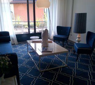 Platz zum Verweilen La Barca Blu  Hotel