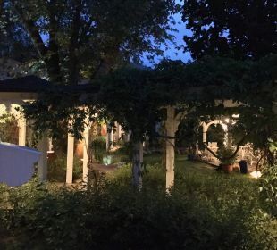 Gartenanlage Hotel Villa Granitz