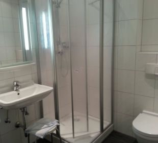 Badezimmer Haus 2 Hotel Luitpold am See 1&2