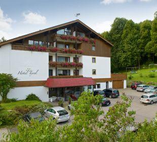 Außenansicht WellVital Hotel Tyrol