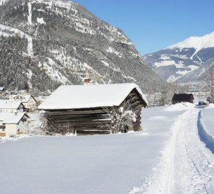 Winterwanderweg Gasthof Inntalerhof