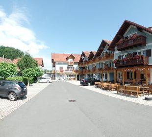 Außenansicht Hotel Garni Altneudörflerhof