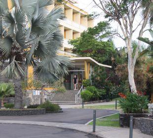 Außenansicht Hotel Tigaiga