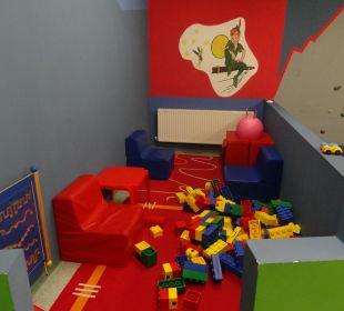 Kinderspielzimmer Sportiv-Hotel Mittagskogel