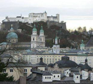Silhouette Hotel Bristol Salzburg