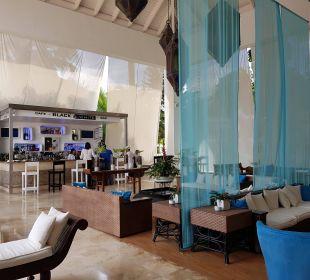 Eingangsbereich Hotel BlueBay Villas Doradas Adults Only