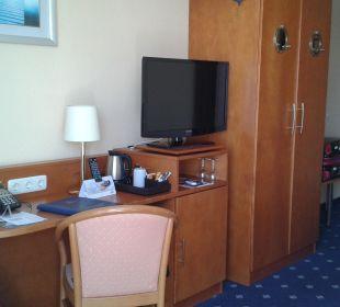 Zimmer Best Western Hotel Hanse-Kogge