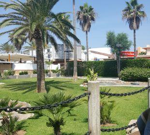 Gartenanlage Hotel Playa Golf