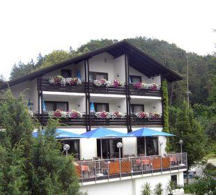 Sonnenterrasse Hotel Zur Linde