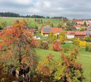 Indian Summer im Schwarzwald  Landhotel Talblick