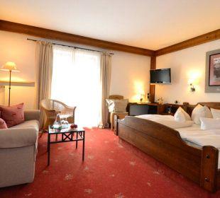 RENOVIERT: Liabes Doppelzimmer Hotel Staudacherhof