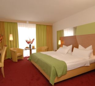 Doppelzimmer Hotel Central Vital