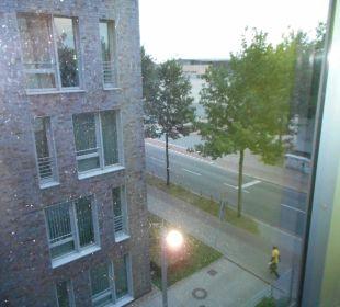 Ausblick prizeotel Bremen-City