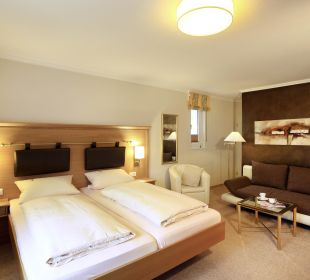"Komfort Doppelzimmer ""de Luxe"" Hotel Engemann Kurve"