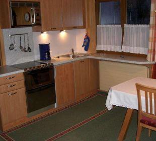 Küche FeWo 4-5 Personen Ferienwohnungen Annelies