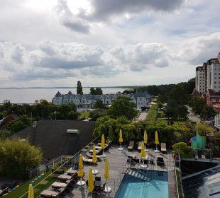 Pool Maritim Hotel Kaiserhof Heringsdorf