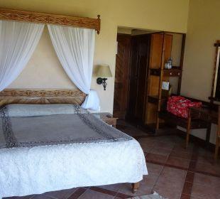 Unser Zimmer Hotel Lake Nakuru Lodge