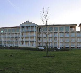 Frontansicht Morada Strandhotel Ostseebad Kühlungsborn