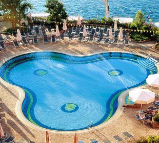 Pool Steigenberger Hotel Nile Palace