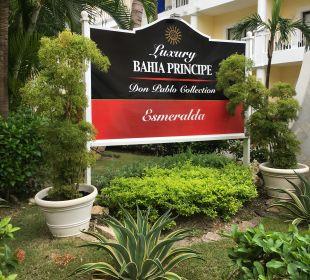 Sonstiges Luxury Bahia Principe Esmeralda Don Pablo Collection