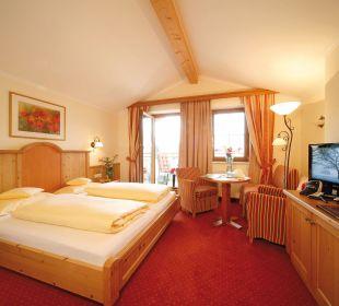 Doppelzimmer Familienhotel Loipenstub'n
