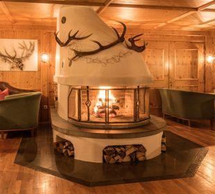 Lobby Hotel Montafoner Hof