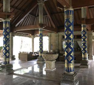 Lobby Hotel Matahari Beach Resort & Spa