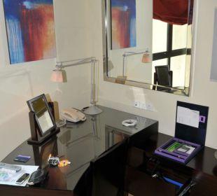 Schreibtisch Vida Hotel Downtown Dubai