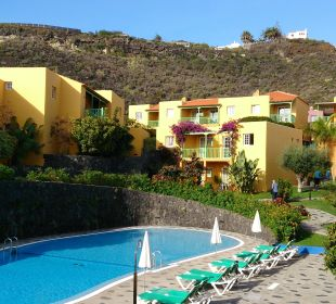 Gepflegter Innenbereich Apartamentos La Caleta