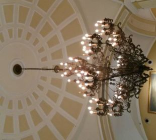 Decke in der Lobby Hotel WOW Kremlin Palace