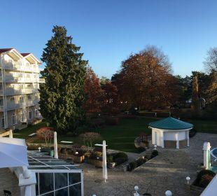 Ausblick Hotel Travel Charme Strandidyll