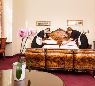 Tradition im ältesten Hotel Wiens Hotel Stefanie