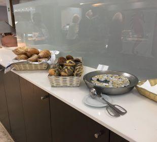 Frühstücksauswahl Hotel Hipotels La Geria